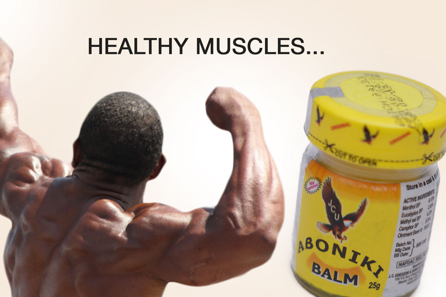 muscle and aboniki